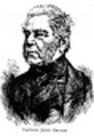 El Capitan Jhon Graunt