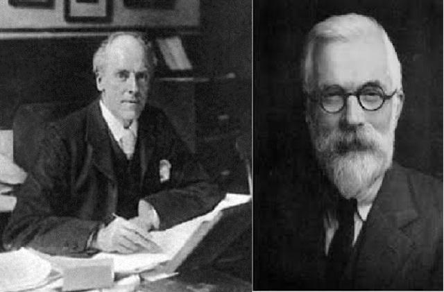 Karl Pearson y R.A Fisher