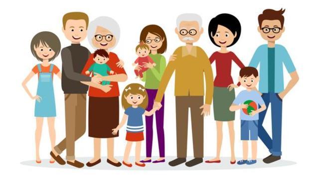 Crianza y socialización en la familia