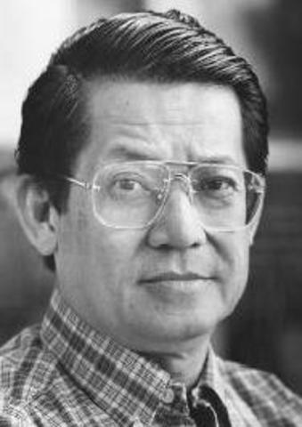 Benigno Aquino, Jr. assassinated