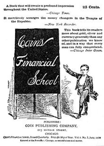 William Hope Harvey's Coin's Financial School