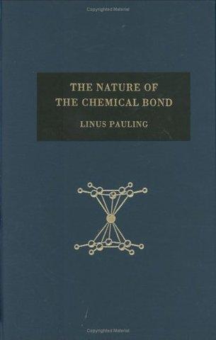 La naturaleza del enlace químico