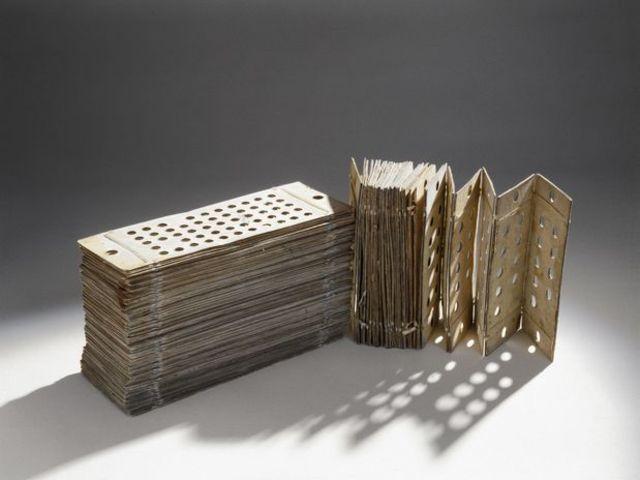 Cartões perfurados