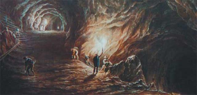 6 000 a.C. - Primeros trabajos de metalurgia en frío en India.