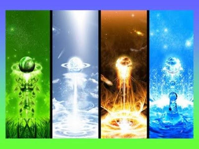 Teoría de la existencia de los cuatro elementos básicos