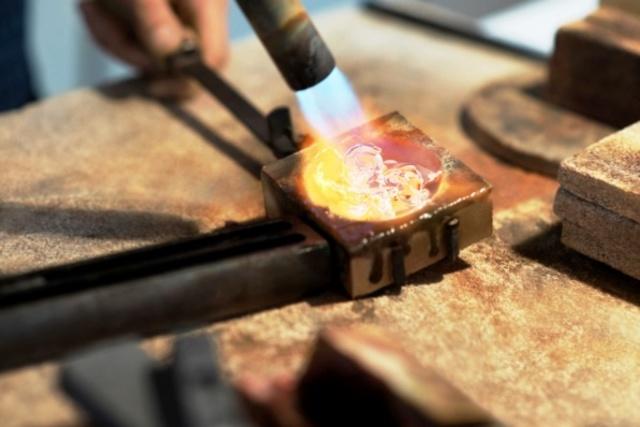 Purificación de metales.