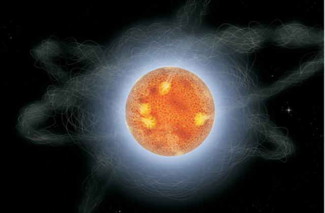 James Chadwick descubre el neutrón.