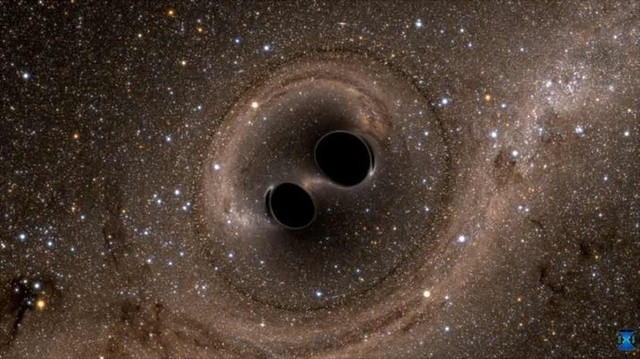 Primera detección de ondas espacio-tiempo