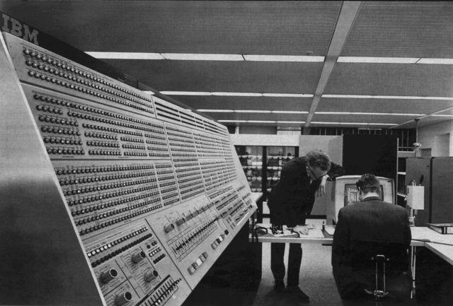3ª  geração de computadores