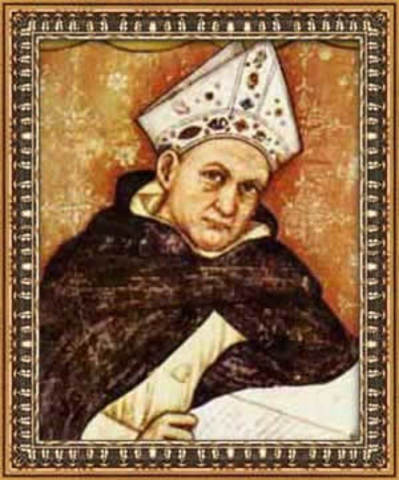 Alberto de Bollstadt primer Alquimista europeo importante