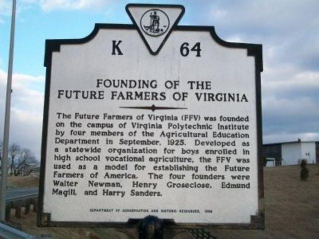 Future Farmers of Virginia