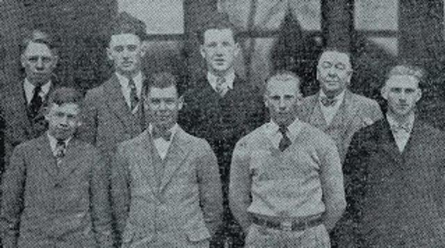G.W. Owens, teacher-trainer at Virginia State College