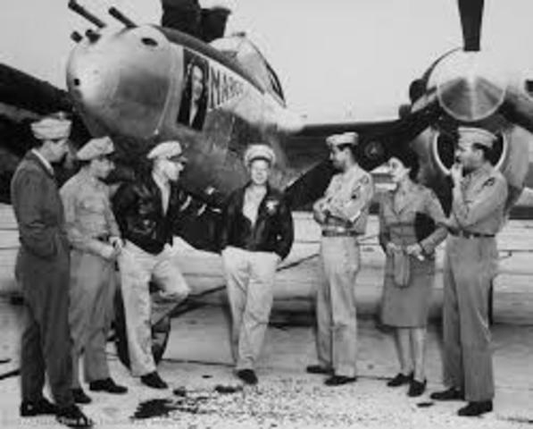 FFA Members Joined In The War Effort