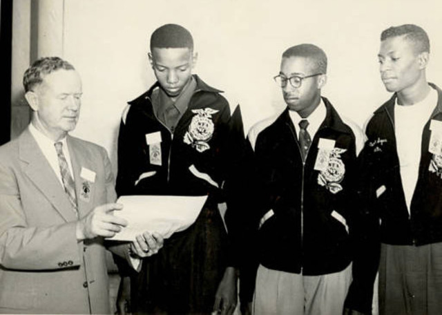 first ag. organization for african-americans