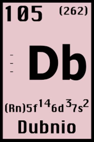 Elemento 105