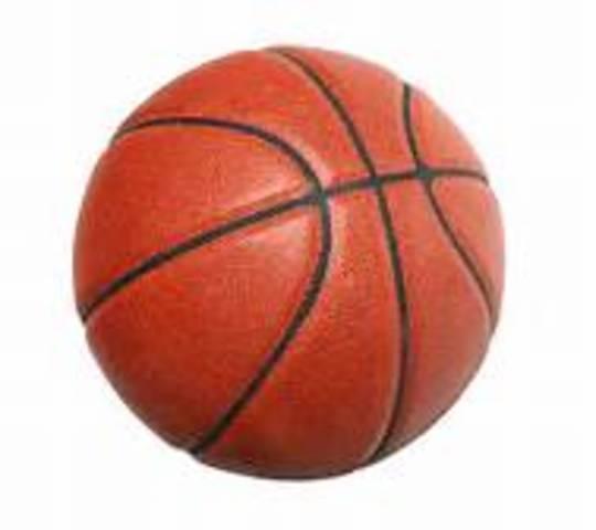 Basketball Spelling