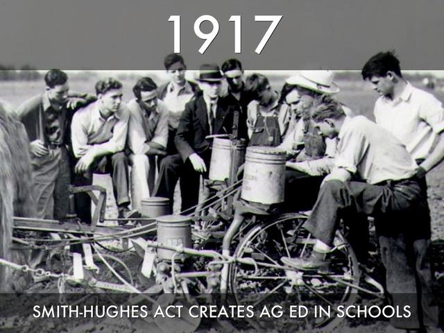 Smith Hughes National Act