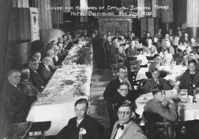 FFA established in Kansas City, Mo. First NFFA Convention in Kansas City.