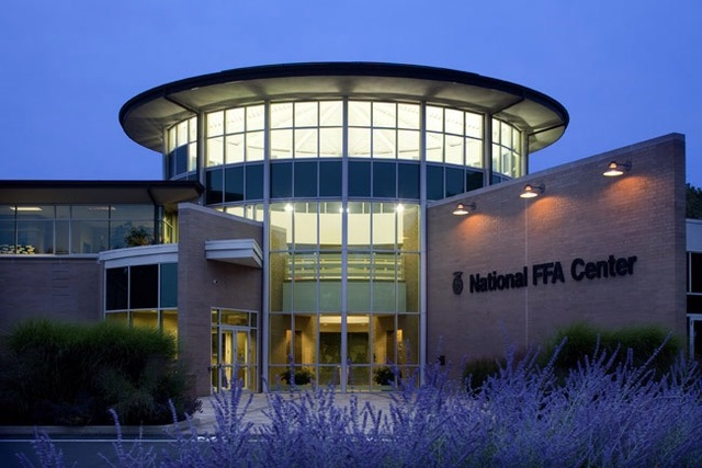 First FFA-Owned National Headquarters