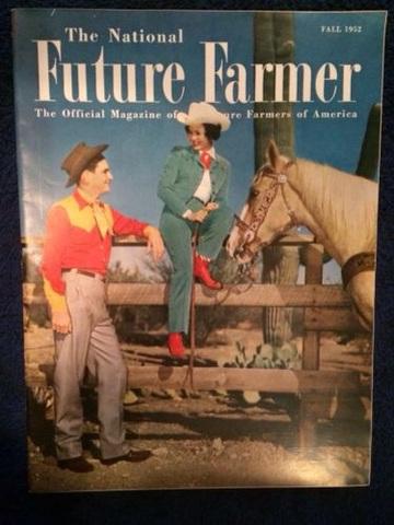 The National Future Farmer Magazine
