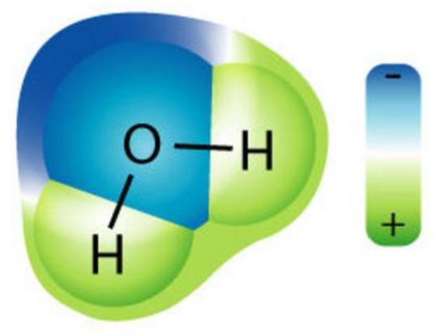 Hidrógeno y oxígeno