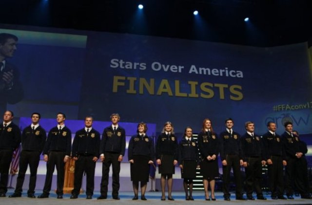 FFA streamlined conventions