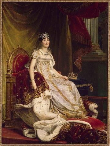 Matrimonio con Giuseppina Beauharnais