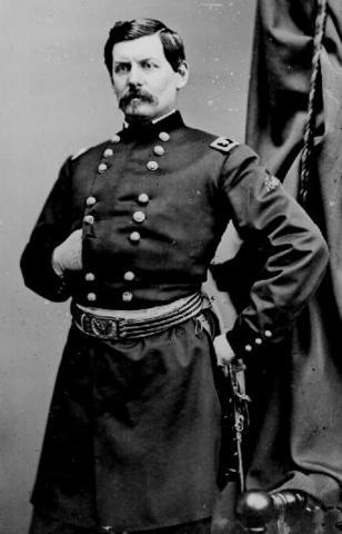 McClellan takes command