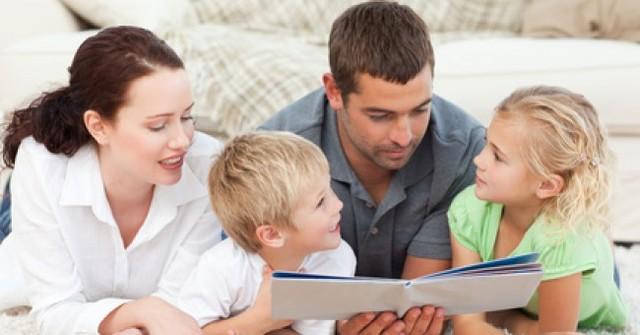 Crianza y socializacion en familias
