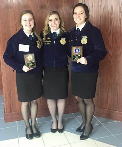 First Extemporaneous Public Speaking Event