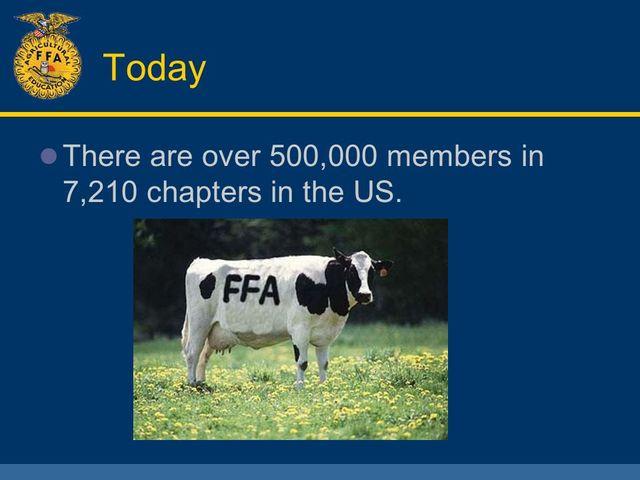Half a Million Members