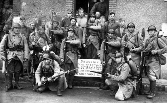 FFA members join war