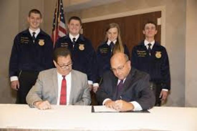 81st  U.S. Congress Granted FFA  Bill