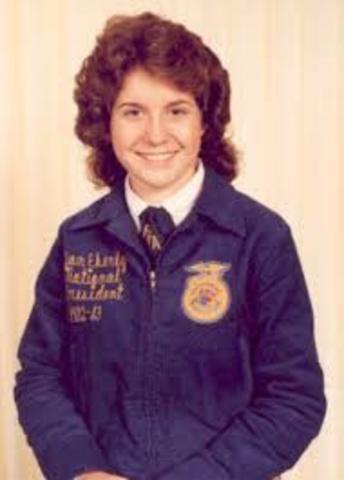 First female Star Farmer