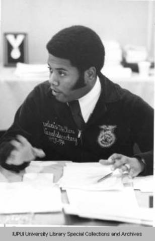 Fred mcclure: 1st african-american elected FFA office