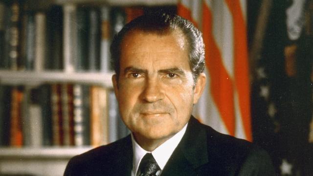 Nixon spoke