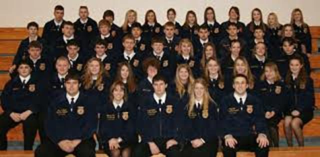 More then 500,000 Members and 7,000 Chapters in FFA
