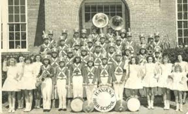 FFA band preformed