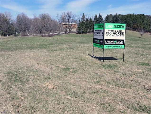 28.5 acres of land purchased near Alexandria