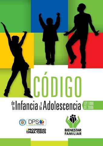 Código de la Infancia y la Adolescencia