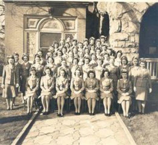 During World War II