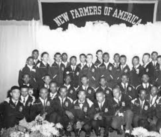 First International Exchange Program for FFA members