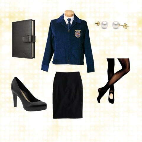 FFA Official Dress