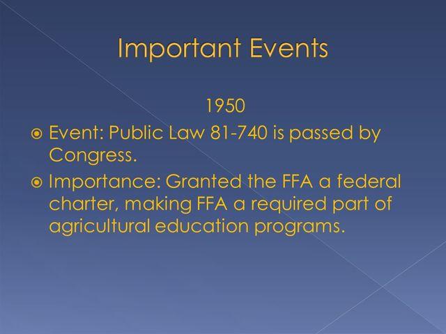 Public Law 81-740.