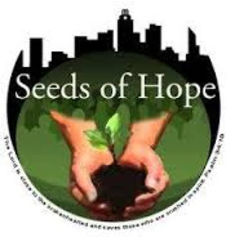 National FFA launched Seeds of Hope