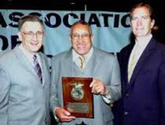 H.O. Sargent Award reinstated