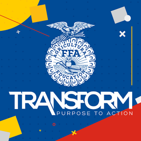 The U.S. Post Office Department issued a special stamp to celebrate the 25th anniversary of FFA