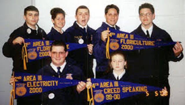 Delegates at the national FFA convention approved the Discovery FFA Degree for middle school students.