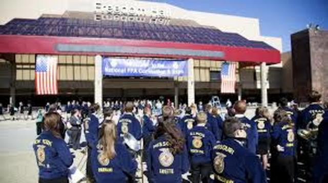 72nd National FFA Convention