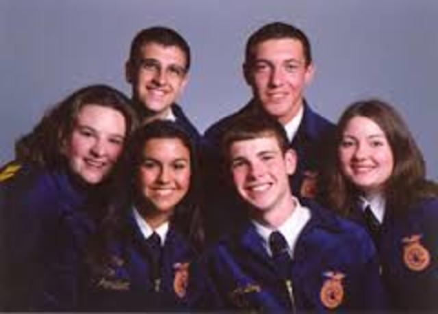 First live webcast of national FFA